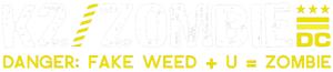 K2 Zombie DC Logo